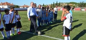 Ayvalık'ta 15 Temmuz Kupası