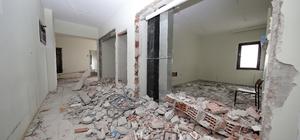 Trakya Üniversitesi Tıp Fakültesi Hastanesinde yenileme çalışmaları