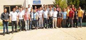 Kayapınar'da zabıtaya hizmet içi eğitim semineri