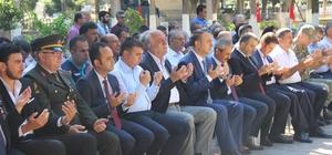 İskenderun'da 15 Temmuz şehitlerini anma etkinlikleri