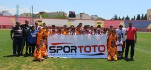 15 Temmuz şehitleri için futbol turnuvası