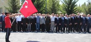 Nevşehir'de 15 Temmuz anma programı başladı