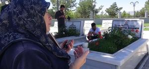Erzincan da 15 Temmuz Şehitlerini anma etkinlikleri başladı