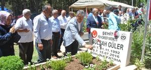Kırıkhan'da 15 Temmuz şehitleri anıldı