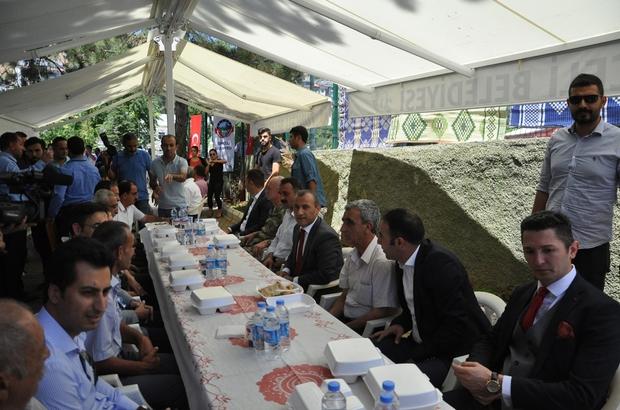 Tunceli'de 15 Temmuz şehitleri için Mevlit okutuldu