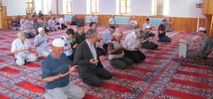 Hisarcık'ta 15 Temmuz şehitleri için mevlit okutuldu
