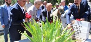 Amasya'da 15 Temmuz etkinlikleri şehitlik ziyaretiyle başladı