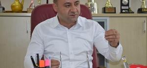 Kastamonuspor 1966 Başkanı Metehan Babaş;