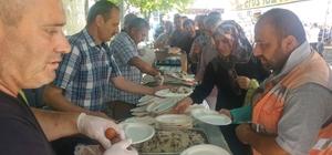 Beykoz'da şehitler için mevlid okutuldu