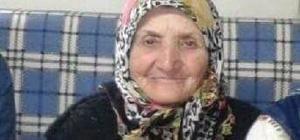 Alzheimer Hastası yaşlı kadın kayboldu