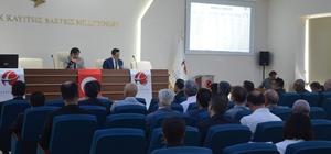 2017 Yılı 3'üncü İl Koordinasyon Kurulu Toplantısı yapıldı