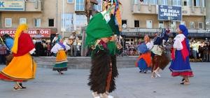 Akşehir'de dans ve halk oyunu ekipleri final yaptı