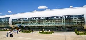 Erzincan Havalimanı'nda Haziran'da 36 bin 653 Yolcuya Hizmet Verildi