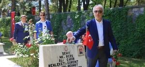 Başkan Kamil Saraçoğlu: 15 Temmuz şehitlerimizi ve tüm şehitlerimizi saygı ile anıyoruz
