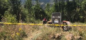 Tosya'da traktör kazası: 1 ölü, 3 yaralı