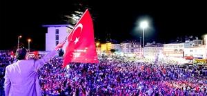 Zeytinburnu, 15 Temmuz Nöbeti'ne hazır