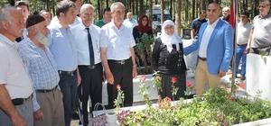 Düziçi'nde 15 Temmuz Şehitlerini Anma, Demokrasi Ve Milli Birlik Günü etkinlikleri düzenlendi