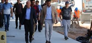 """Başkan Çolakbayrakdar '116 mahallede değişim ve dönüşüm çalışması sürüyor"""""""
