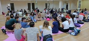 Dünya gençleri Ataşehir'de buluşuyor