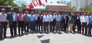 Malazgirt'te 15 Temmuz Şehitleri Fotoğraf Sergisi