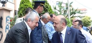 Bakan Işık, 15 Temmuz gazisini ziyaret etti