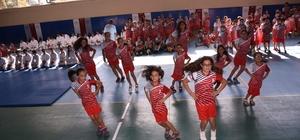 İncirliova Belediyesi yaz spor okulları açıldı