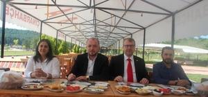 AK Parti Bilecik Milletvekili Eldemir ve İl Başkanı Karabıyık soruları yanıtladı