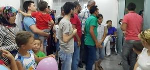 Özel Esentepe Hastanesi'nde toplu sünnet