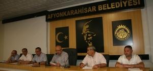 Afyonkarahisar Belediyesi'nin otopark ihalesi sonuçlandı