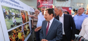 Adapazarı Belediyesi 15 Temmuz sergisi açtı