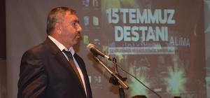 """Iğdır'da """"Milli Birlik"""" konferansı düzenlendi"""