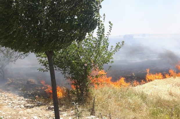 Kahramanmaraş itfaiyesi 2 ayda 815 yangına müdahale etti