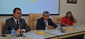 Kars'ta 3'ncü Dönem Koordinasyon Kurulu Toplantısı yapıldı
