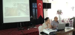 Aydın'da fırın çalışanlarının hijyen eğitimi tamamlandı