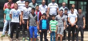 Altınovalı güreşçiler Kırkpınar'da iddialı