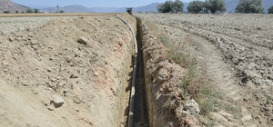 Korkuteli'nin üç mahallesine su yatırımı