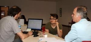 Çankaya'da üniversite tercihinde bulunacak gençlere ücretsiz danışmanlık