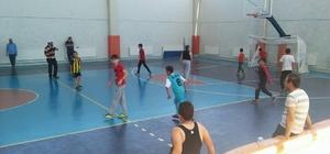 Hisarcık'ta 15 Temmuz haftası futsal turnuvası