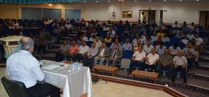 15 Temmuz Destanı Konulu Konferans verildi