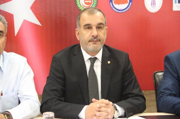 """Elazığ TSO Başkanı Alan;""""15 Temmuz'u unutmayacak ve unutturmayacağız"""""""
