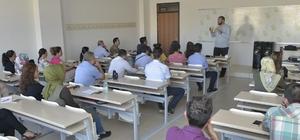 KMÜ personeline işaret dili eğitimi verildi