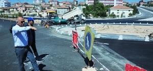 Karaman'da üç mahalle beş farklı noktadan şehir merkezine bağlandı