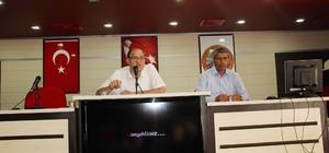 Suşehri'nde Haziran ayı muhtarlar toplantısı yapıldı