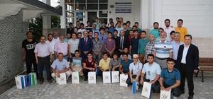 Başkan İHL'li öğrencileri ağırladı