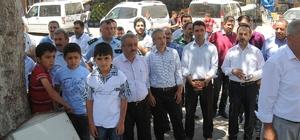 15 Temmuz anı defteri Cumhuriyet Meydanına konuldu