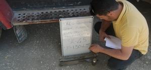 Van Büyükşehir Belediyesinden zemin etüt çalışması