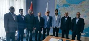 AK Parti Çorum'da 3 ilçeye atama yaptı