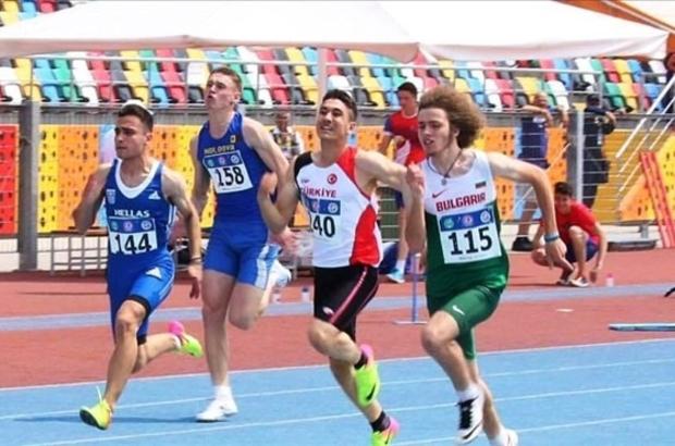 Çanakkaleli atletler Avrupa şampiyonalarında