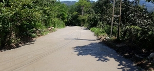 4 mahallede yol iyileştirme çalışması