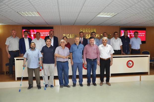 Sorgun'da STK'lardan ortak '15 Temmuz' açıklaması